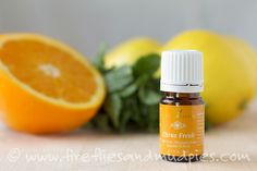 Citrus Fresh Essential Oil | Fireflies and Mud Pies