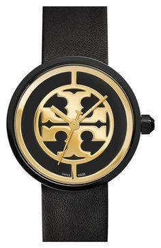 Tory Burch 'Tory' Chronograph Bracelet Watch, 37mm | Nordstrom