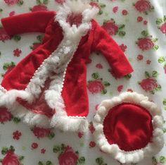 Faerie Glen coat and hat red variation eBay.com.au
