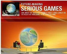 recopilaciçón de noticias sobre juegos serios en educación
