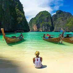 Bahia Maya, Tailandia