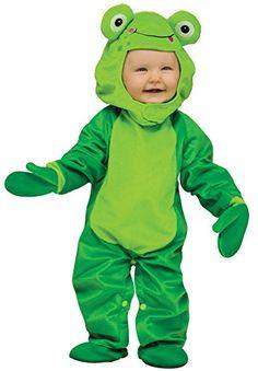 Fun World Costumes Baby's Froggy Infant Costume, Green, Small Fun World http://www.amazon.com/dp/B00K44JYU4/ref=cm_sw_r_pi_dp_qPJjwb0S7PK0F