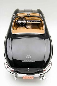 Mercedes 300 SL Convertible