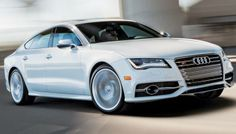 Audi sedan