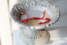 Lucky hamsa bracelet Hamsa BraceletHamsa Hand Necklace by Bijjou, $10.00