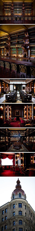NoMad Hotel, inspiration Jacques Garcia - Journal of Design