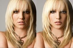 Still buying the illusion of perfection? Look at this before & after photoshop.