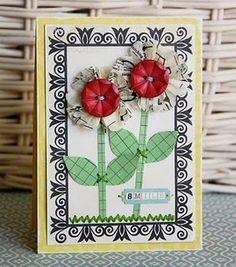 Flower Button Roree Rumph