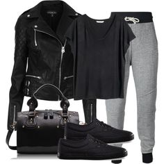 Airplane Outfit by dceee on Polyvore featuring H&M, Topshop and Vans