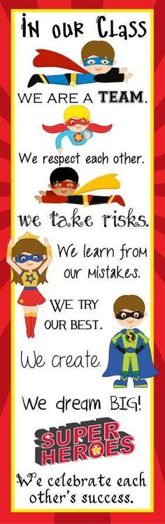 35 Ideas For Superhero Classroom Door Ideas Super Hero Theme Superhero Classroom Decorations, Classroom Rules, Classroom Posters, Classroom Design, Classroom Themes, School Classroom, Superhero School Theme, Superhero Bulletin Boards, Superhero Superhero