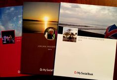My Social Book by Jorunn