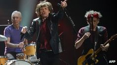 The Rolling Stones - Glastonbury, June  2013