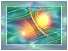 - BILD KLICKEN - Digital Lichter in grün als Collage Bilder gearbeitet ist Fotokunst die auf Artflakes als Poster, Kunstdruck, Leinwand und Galeriedruck  zu bestellen ist Bilder für alle Wohnwände wie Wohnzimmer, Schlafzimmer, Büro, Flur oder auch für eine Praxis. Jetzt Einrichten und Wohnen. Das ist Digital Art mit Apophysis und Digitale Kunst in Fineartprint. - Auch auf meiner Homepage - www.bilddesign-by-gitta.de - unter Meine Shops - Artflakes zu finden.
