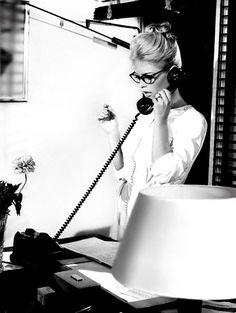 Bridget Bardot hair inspiration