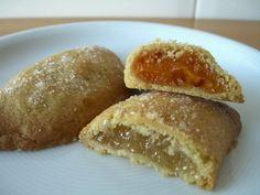 Pastissets de moniato, pasteles de boniato