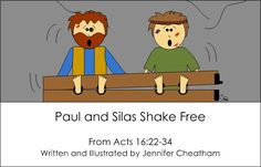 Paul and Silas Craft
