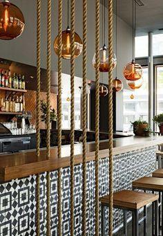 Corazón restaurant in PDX by Jessica Helgerson Design