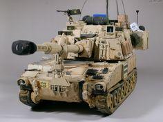 MMZ - M109A6