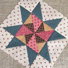 """297 Likes, 4 Comments - Martingale (@martingaletpp) on Instagram: """"We  Deb Roberts' Whirling in Circles #SplendidSampler block!  Have you joined the fun yet?…"""""""