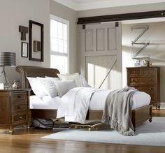 Big Sur By Wendy Bellissimo Upholstered Bed