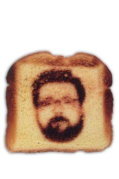You are toast! Je selfie op een boterham