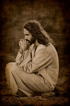 Best Jesus images Ever With Bible Verses Images) Jesus Artwork, Pictures Of Jesus Christ, Jesus Pics, Jesus Painting, Ange Demon, My Jesus, Religious Art, Religious Images, Jesus Loves