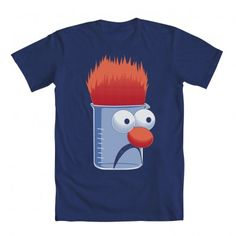 beaker beaker!  I want this shirt