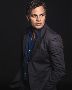 Mark Ruffalo at the Toronto Film Festival promoting his new film Foxcatcher
