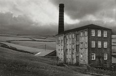 Pecket Well Mill, Yorkshire, England. c:a 1986