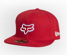 Shop Men s Hats by Fox - Fox Racing Hats in Flexfit e6a44c31519e