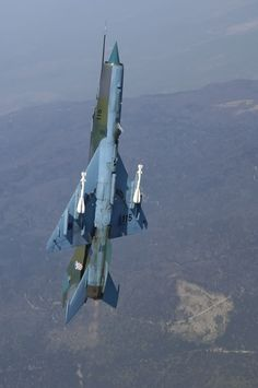 Mikoyan & Gurevich MiG-21 (NATO reporting name: Fishbed)