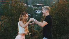 """Luisa Fernanda W: """"La conexión de Fabio y yo es hasta la eternidad"""" Youtubers, Photographs, Romance, Couple Photos, Couples, Condolence Messages, Young Couples, Phobias, Singers"""