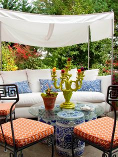 Outdoor Sofa Design, Pictures, Remodel, Decor and Ideas