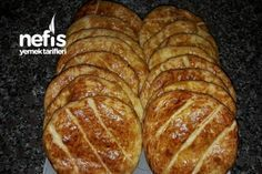 How to make Kete Recipe? The Kete Recipe in the book of people has a . Yummy Recipes, Yummy Food, Bread Dough Recipe, Feta, Food And Drink, Tasty, Cooking, Breakfast, Ethnic Recipes