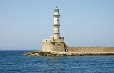 Lighthouse of Chania is the 3rd most famous in the world