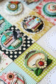 Embellished Doily: Part Ten