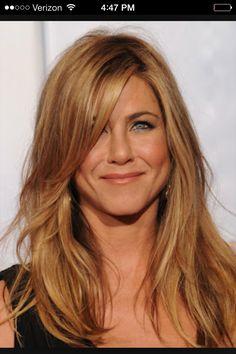 Jennifer Aniston hair <3