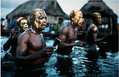Tofinu, the water people.