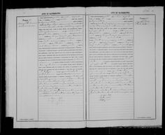 Giuseppe Rallo & Paola Ditta 1884 marriage record