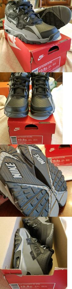 9453ff28921 Baby Shoes 147285: Nike Air Trainer Sc 10.5C Ps Baby Toddler Bo Jackson  Raiders Kid Shoes Cool Grey -> BUY IT NOW ONLY: $85 on eBay!