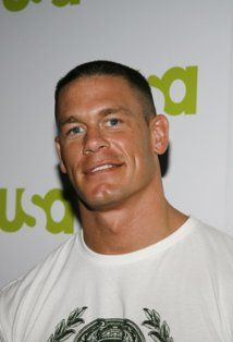 John Cena.  He is just nice to look at.