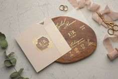 Handpicked Wedding Invitation Ideas You Can Go For. Acrylic Wedding Invitations, Wedding Invitation Samples, Gold Invitations, Bridal Shower Invitations, Square Wedding Invitations, Square Envelopes, Gold Foil Print, Clear Acrylic
