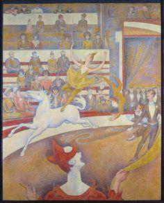 Georges_Seurat_019.jpg (Image JPEG, 1414×1758 pixels) - le Cirque HR
