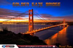 Golden Gate Bridge, United States:  |    The #Golden #Gate #Bridge is a #suspension bridge spanning the Golden Gate strait, the one-mile-wide, three-mile-long channel between San Francisco #Bay and the Pacific #Ocean.  |    Source: https://en.wikipedia.org/wiki/Golden_Gate_Bridge  |    #unitedstates #goldengatebridge #picoftheday #travel #flights #ccf #callcheapflights #travelagents #travelagentsinuk #cheapflights  |    Fly with our #ExclusiveOffers: http://www.callcheapflights.co.uk/