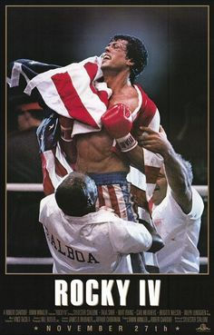 Sylvester Stallone Rocky IV Adidas Boxing Shoes, 1985