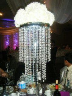 Our centerpiece #wedding