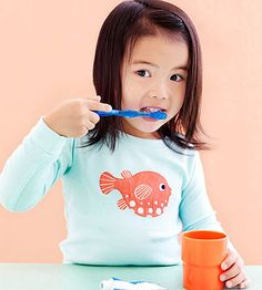 Help your take-charge preschooler adopt these #healthy hygiene habits.