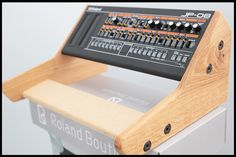 Collection of current products and synthesizer stands, end cheeks and custom work for Korg, Roland, Waldorf, Modular, Access, DSI.