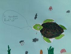 Περιβαλλοντικο πρόγραμμα -Η ΑΝΑΚΎΚΛΩΣΗ ΑΡΧΊΖΕΙ ΚΑΙ Η ΓΗ ΠΑΝΗΓΥΡΙΖΕΙ -  εργασια με θεμα: τι θα ήθελε να μας πει η χελώνα καρέτα καρετα; Grinch