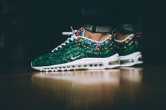 unstablefragments:  Nike Air Max 97 Jacquard by JH Photography